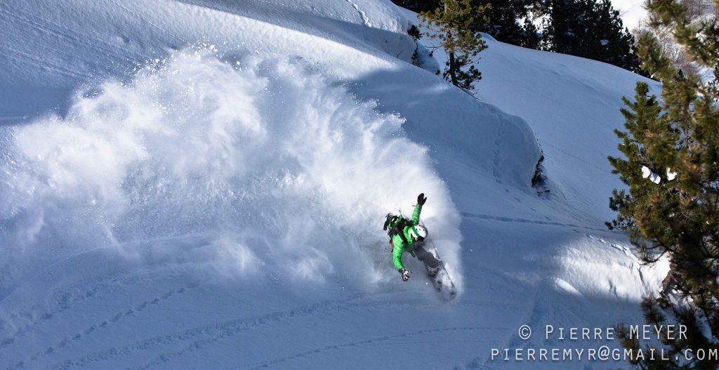 Seb snow Cauterets